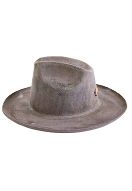 DIRTY ROSE FEDORA