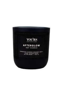 Soy candle Afterglow 130 g